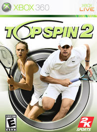 Top Spin 2 - XBOX 360 - Used