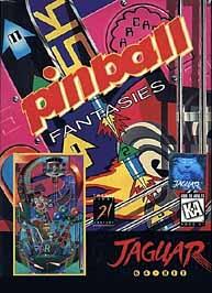 Pinball Fantasies - Jaguar - Used