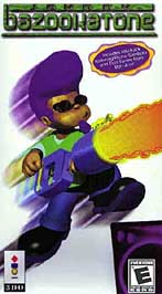 Johnny Bazookatone - 3DO - Used