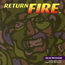 Return Fire - 3DO - Used