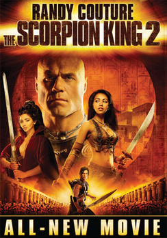 The Scorpion King 2 - DVD - Used