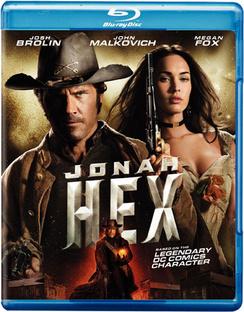 Jonah Hex - Blu-ray - Used