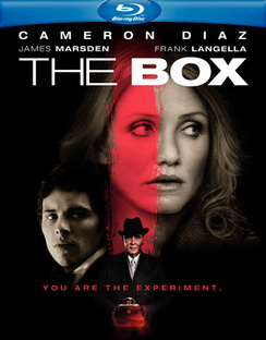 The Box - Blu-ray - Used