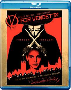 V for Vendetta - Blu-ray - Used