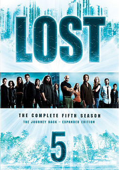Lost: The Complete Fifth Season - DVD - Used