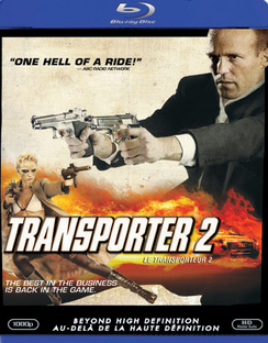 Transporter 2 - Blu-ray - Used