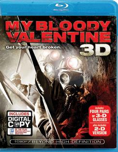 My Bloody Valentine 3D - Blu-ray - Used
