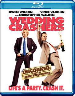 Wedding Crashers - Blu-ray - Used