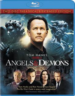Angels & Demons - Blu-ray - Used