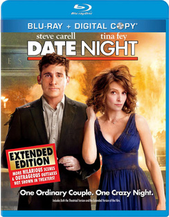 Date Night - Blu-ray - Used