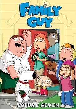Family Guy: Volume Seven - DVD - Used
