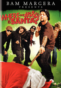 Bam Margera Presents: Where the #$&% is Santa? - DVD - Used