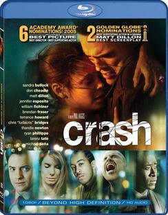 Crash - Blu-ray - Used