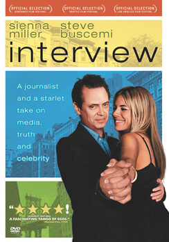 Interview - DVD - Used