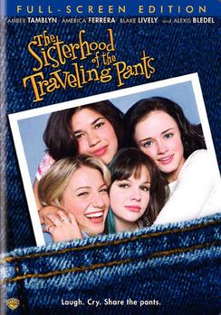 The Sisterhood of the Traveling Pants - DVD - Used