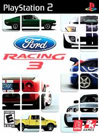 Ford Racing 3 - PS2 - New