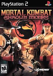 Mortal Kombat: Shaolin Monks - PS2 - New