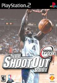 NBA Shootout 2001 - PS2 – New