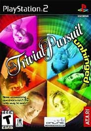 Trivial Pursuit Unhinged - PS2 - New