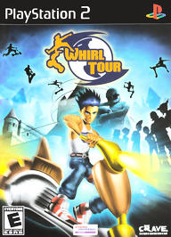 Whirl Tour - PS2 - New