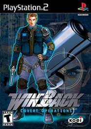 WinBack: Covert Operations - PS2 - New