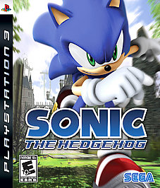 Sonic the Hedgehog - PS3 - New