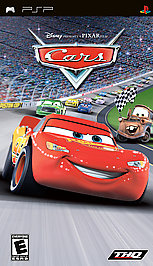 Cars - PSP - New