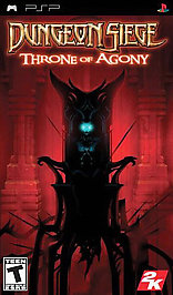 Dungeon Siege: Throne of Agony - PSP - New