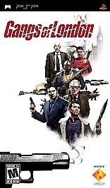 Gangs of London - PSP - New