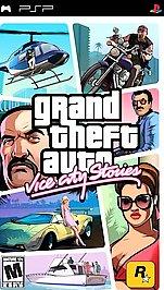 Grand Theft Auto: Vice City Stories - PSP - New