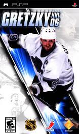 Gretzky NHL 06 - PSP - New