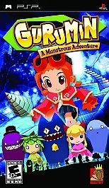 Gurumin: A Monstrous Adventure - PSP - New