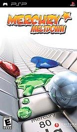 Mercury Meltdown - PSP - New