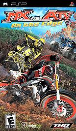 MX vs. ATV Unleashed: On the Edge - PSP - New