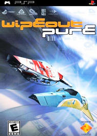 WipEout Pure - PSP - New