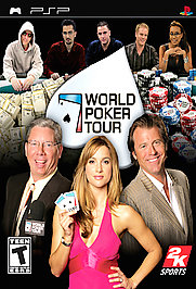 World Poker Tour - PSP - New