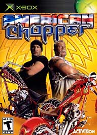 American Chopper - XBOX - New