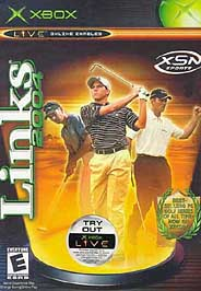 Links 2004 - XBOX - New