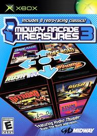 Midway Arcade Treasures 3 - XBOX - New