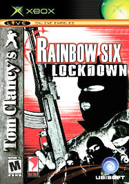 Tom Clancy's Rainbow Six: Lockdown - XBOX - New