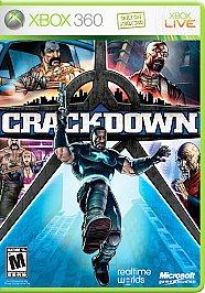 Crackdown - XBOX 360 - New