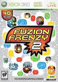 Fuzion Frenzy 2 - XBOX 360 - New