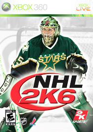 NHL 2K6 - XBOX 360 - New