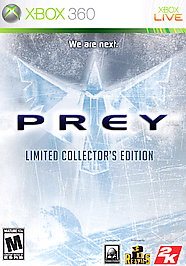 Prey (Limited Collector's Edition) - XBOX 360 - New