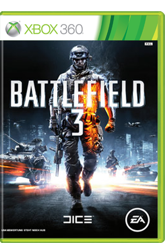 Battlefield 3 - Xbox 360 - Used