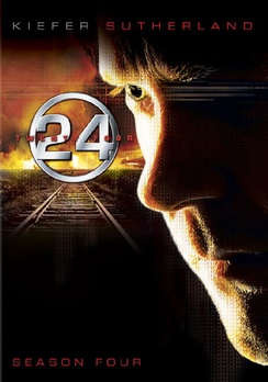 24: Season Four - DVD - Used