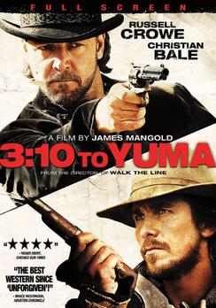 3:10 to Yuma - Full Screen - DVD - Used