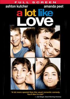 A Lot Like Love - Full Screen - DVD - Used