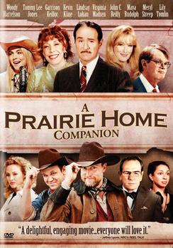 A Prairie Home Companion - DVD - Used
