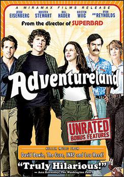 Adventureland - Unrated - DVD - Used